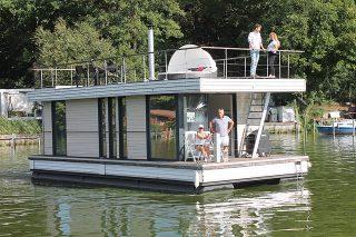 hausboot brandenburg